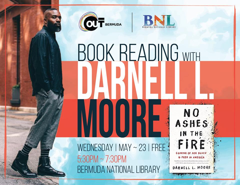 Book Reading With Darnell L. Moore